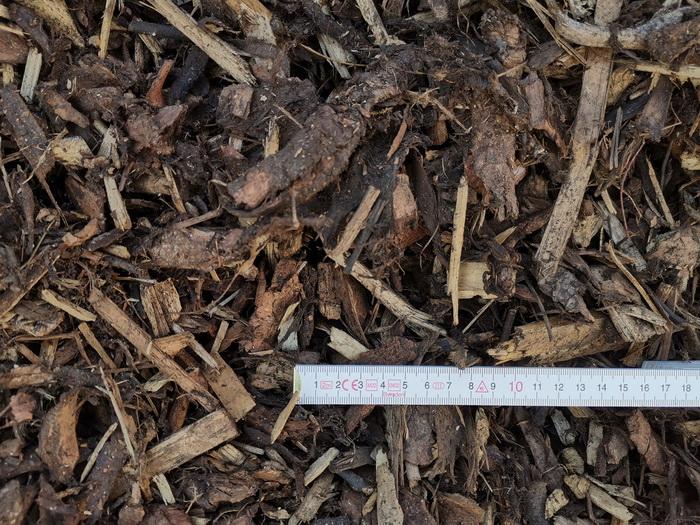 Rindenmulch 0-40 mm