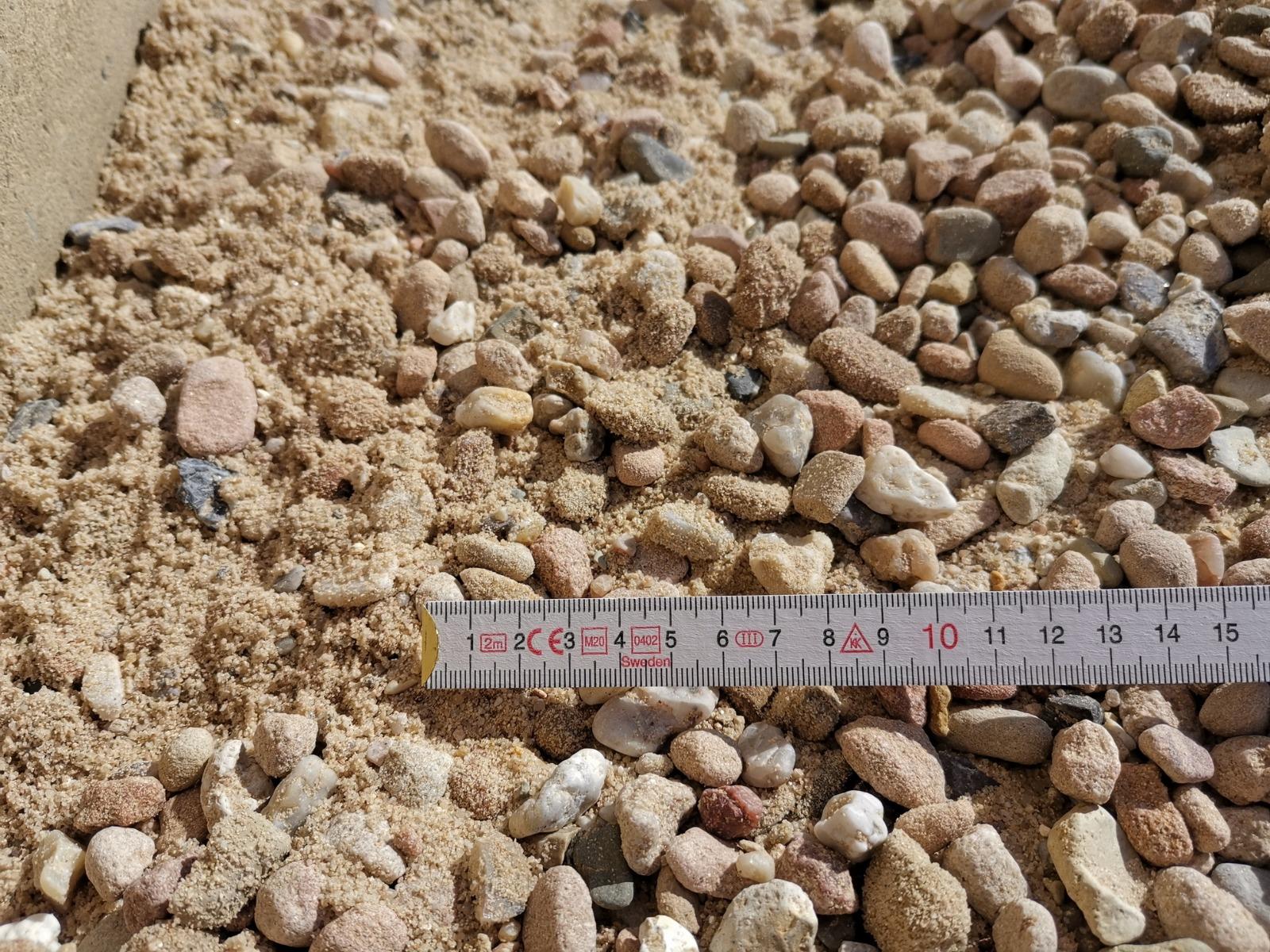 Kies 0-16 mm