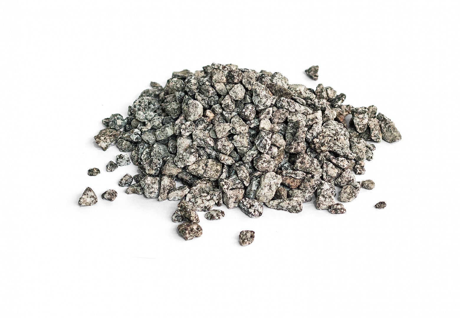 Granitsplitt grau 8-16mm 25kg