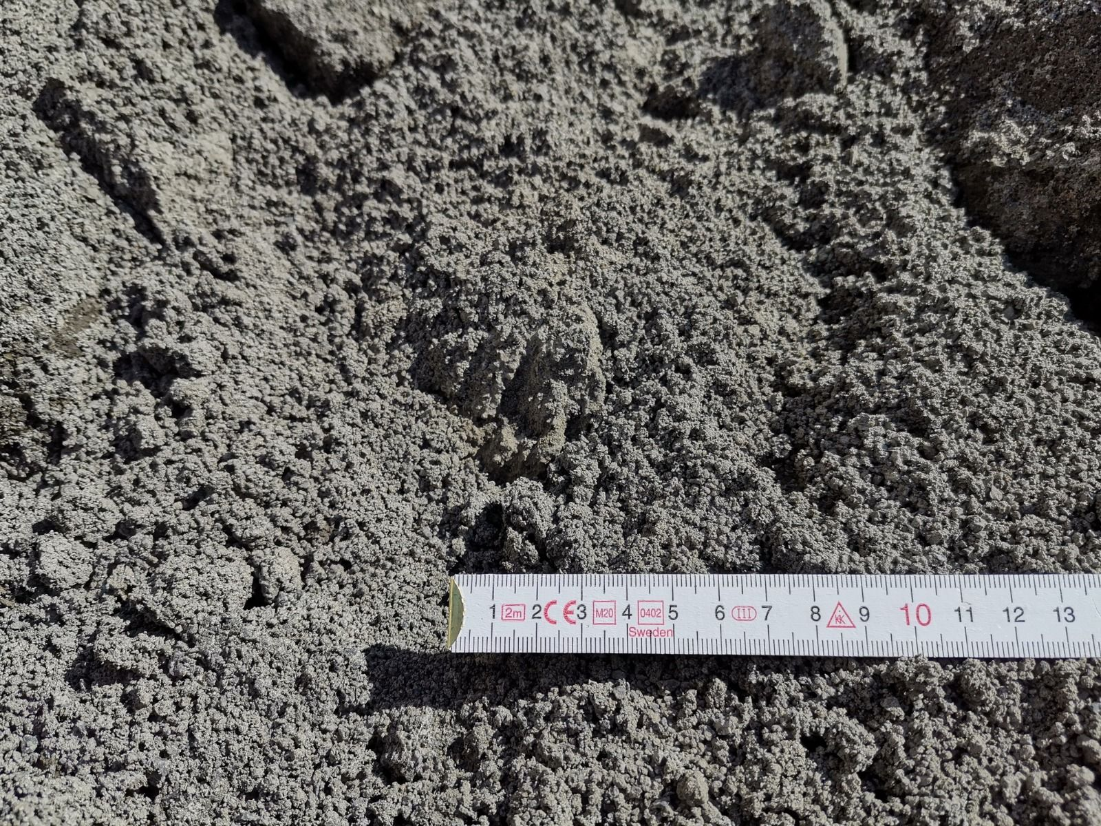 Basaltsand 0-2 mm (ab Lager)