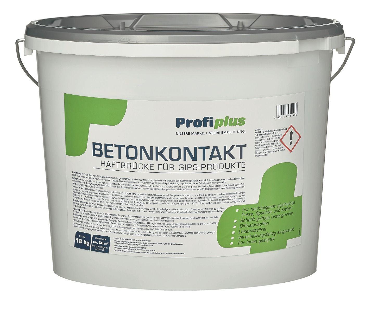 Profiplus  Betonkontakt 18 kg