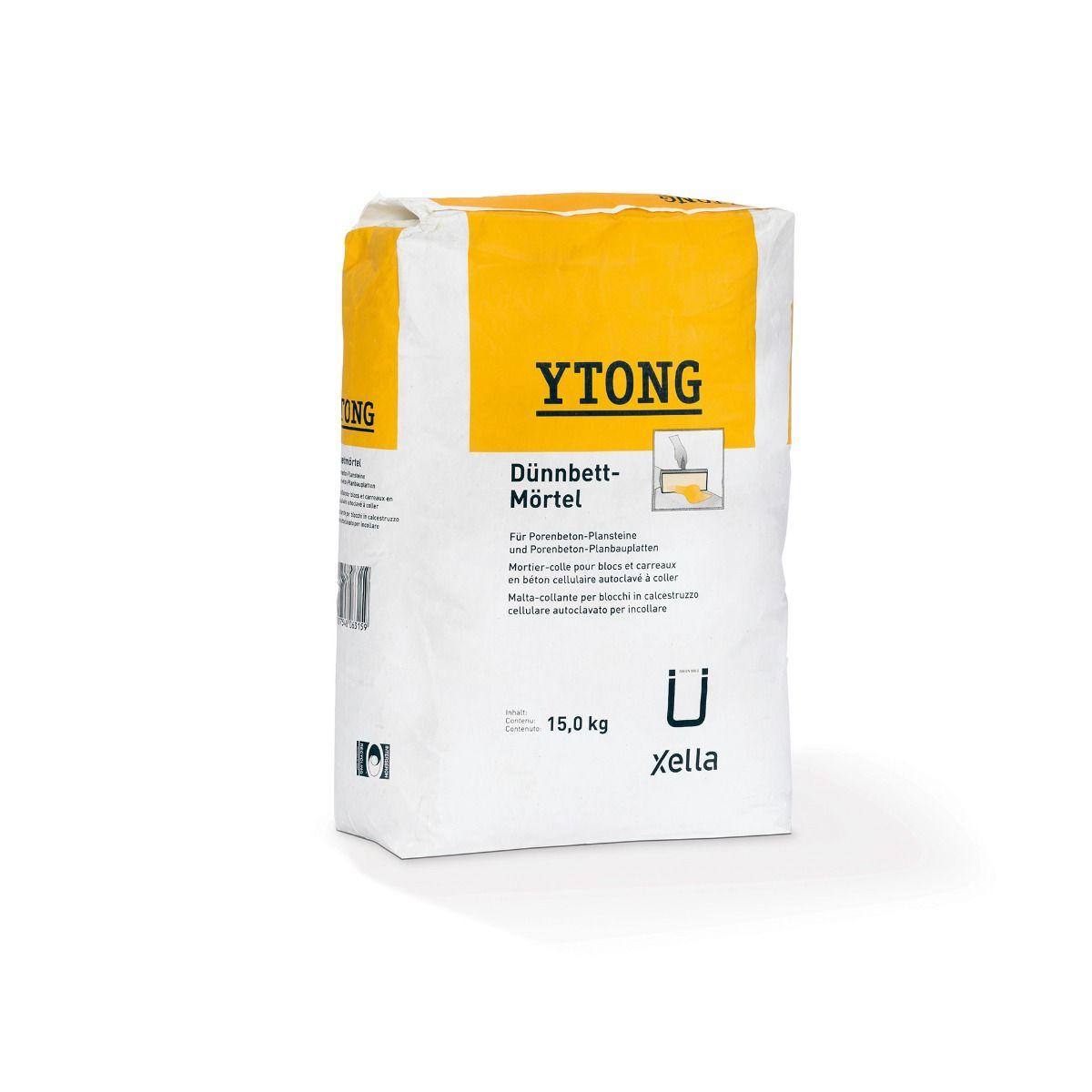 YTONG Dünnbettmörtel 15 kg